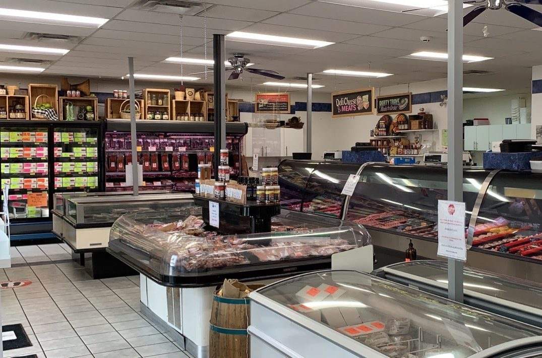 Inside photo of Summit Meats & Sausage Ltd. on Central Avenue