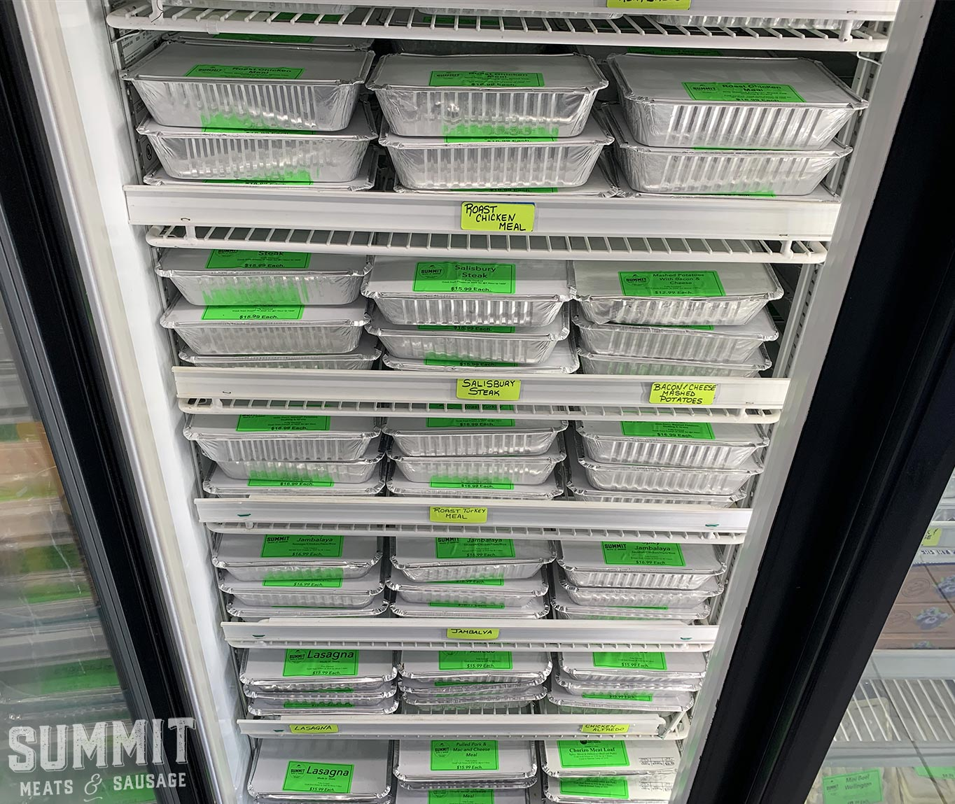 Oven-Ready Meals - Summit Meats