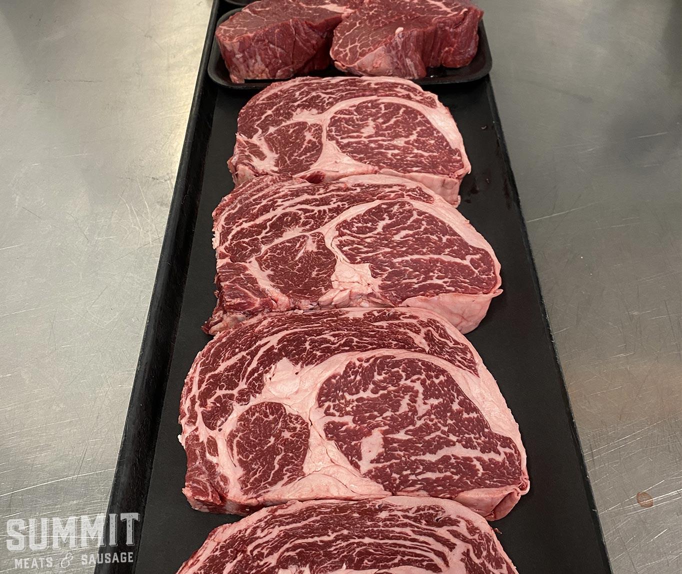 Wagyu Retailer in Saskatoon - Summit Meats